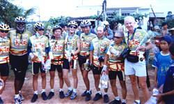 Athletes of the 1998 Vietnam Challenge