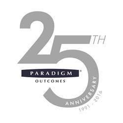 Paradigm Outcomes' 25th Anniversary