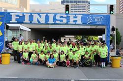 Hospital Hill Run, 5K, Unbound, Kansas City, Running, Team, Unbound Trailblazers