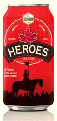 HEROES Lager