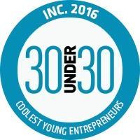 Inc. Magazine's 30 Under 30