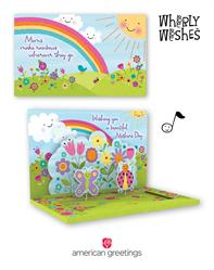 Give Mom A Whirlwind Of Excitement With New Whirly Wishes