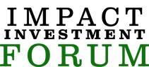 Impact Investment Forum