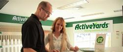 ActiveYards showroom staff can assist and answer questions.
