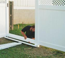 EZFence2Go is the best way to enhance a property with an ActiveYards fence system.