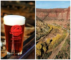 Ancient Autumn Traditions Meet at Verde Canyon Railroad: Beer and Brats at Ales on Rails