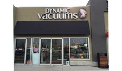 Dynamic Vacuum has a new showroom in south Calgary.
