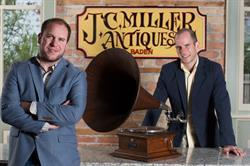 J.C. Miller Antiques Justin & Ethan Miller Baden