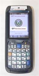 QT Technologies handheld unit used by line staff allows fuel transactions to flow seamlessly from dispatch to delivery at the wing tip with real-time reporting to cockpit and back office.