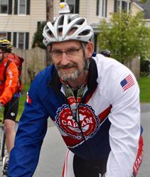 Canadian Veteran Michael Cotts at Face of America