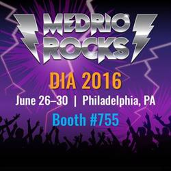 Medrio Rocks at DIA 2016