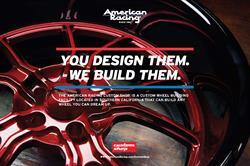 American Racing Custom Shop