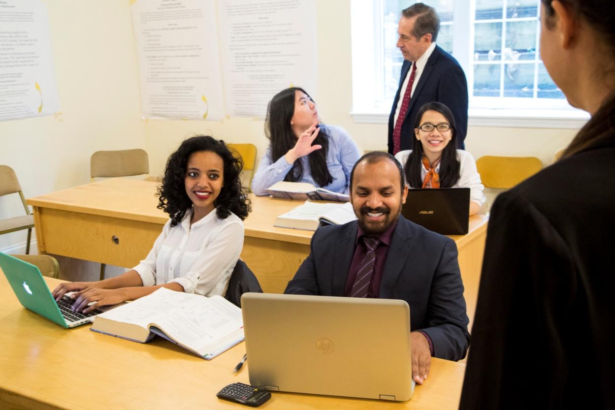 maharishi university of management announces new english