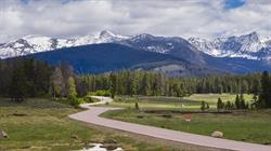 Southwestern Montana view.