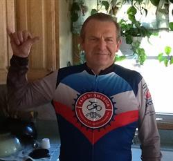 Veteran David Santamore of Vermont.