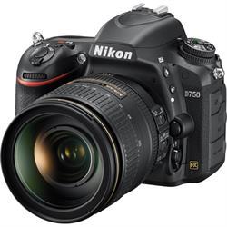 Nikon D750 DSLR Camera Kit