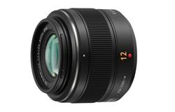 Panasonic Reveals Fast Leica DG Summilux 12mm f/1.4 ASPH Lens for Micro Four Thirds Cameras; More Info at B&H Photo