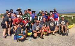 2015 Coastal Team Challenge Start