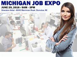 Detroit Job Fair - June 29, 2016