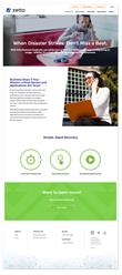 B2B mobile responsive Website Design