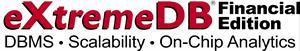 eXtremeDB Financial Edition logo