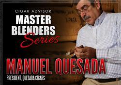 Master Blender Series: Manuel Quesada