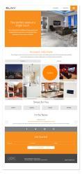 Clean, elegant, modern mobile-responsive website design and development