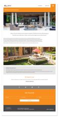 Clean, elegant, modern website design and development