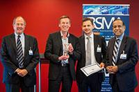 BSMA Europe SCM Excellence Award