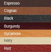 Perfect Chair Upholstery Colors for Premium Leather, Top-Grain Leather, or SofHyde