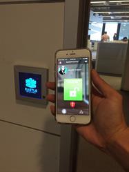 KastlePresence hands-free security system