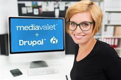 MediaValet integrates with Drupal