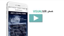 Visual IVR for Retail