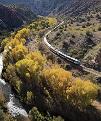 Autumn at Verde Canyon Railroad