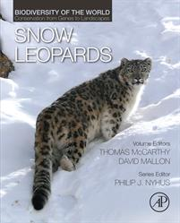 Elsevier, snow leopards, animal science, veterinary, conservation, biodiversity
