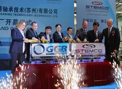 GGB Suzhou Grand Opening