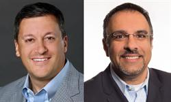 Edward Amoroso (former CSO AT&T) and Faizel Lakhani (president & COO SS8)