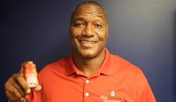 Derrick Brooks, Pro Football Hall of Famer Loves ProCharge Liquid Protein