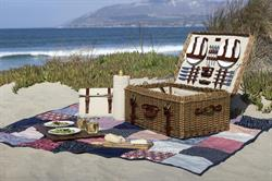 The Charleston Picnic Basket