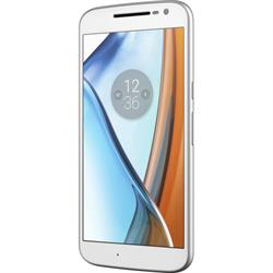 Motorola Moto G4 XT1625 4th Gen - White