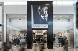 INDOCHINO, the world's largest made-to-measure men's apparel company, opens its ninth showroom in Yorkdale Shopping Centre (pictured) on July 11.