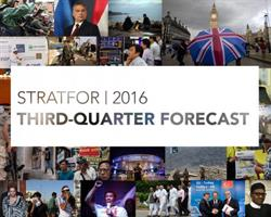 Stratfor 2016 Third-Quarter Forecast