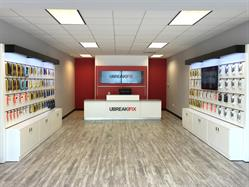 uBreakiFix specializes in same-day repair service of small electronics, repairing cracked screens, water damage, software issues, camera issues and other technical problems at its more than 210 stores across North America.