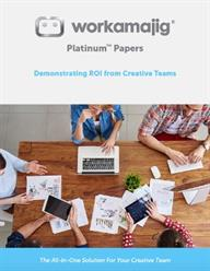 Demonstrating ROI from Creative Teams