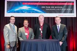 Raytheon 5-Star Supplier Excellence Award - NAI