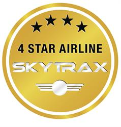 4 Star Airline Skytrax
