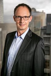 Bas Brusche, Vice President, External Relations