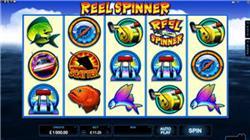 Reel Spinner online pokies at All Slots