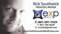 Rick Southwick Launches eXp Realty in Utah