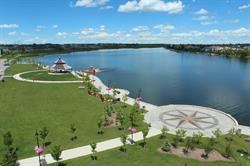 Chestermere, Alberta's newest City is an untapped market for new business looking to expand